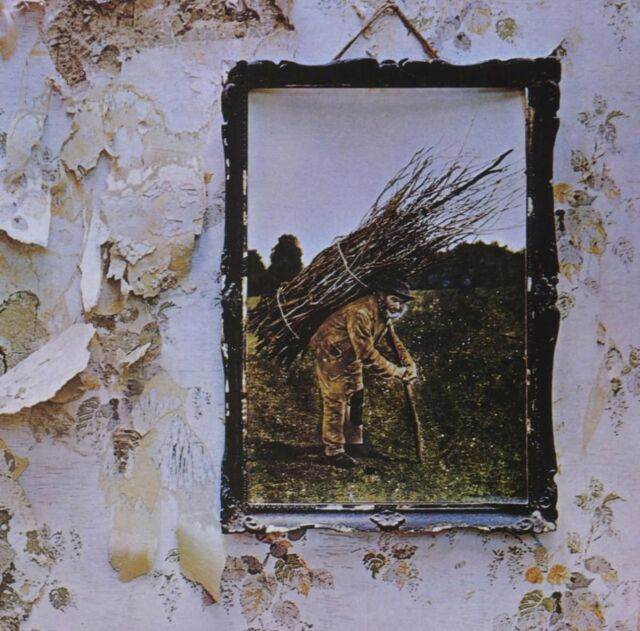 LP Led Zeppelin - Led Zeppelin IV vinile