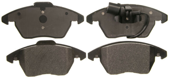 Disc Brake Pad-Premium Front FEDERATED MD1107