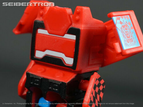 DRIVER TED Transformers BotBots Series 3 Arcade Renegades motorcycle arcade 2019