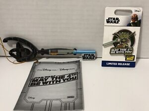 LIMITED-EDITION-2020-Disney-Star-Wars-Yoda-Pin-amp-Key-May-The-4th-Be-With-You