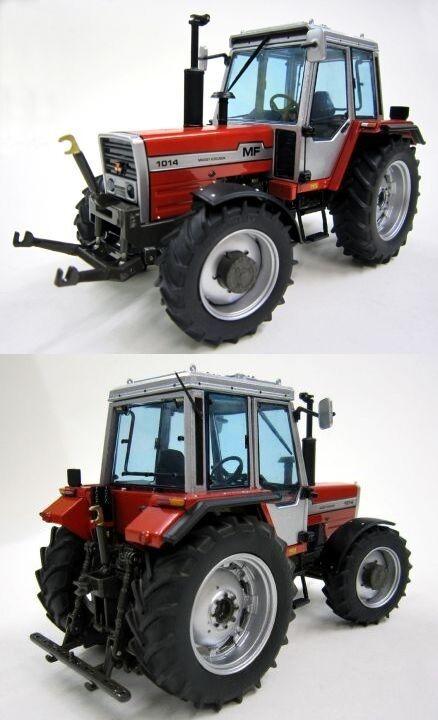 Weise-Toys 1014 Massey Ferguson 1014 modello 1978-1985, 1:32
