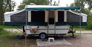 Image Is Loading 11 039 Bag Awning Classic Pop Up Camper