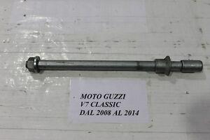 Pivot-Rear-Wheel-Motoguzzi-v7-Classic-Rear-Wheel-Axle-Hinterrad-Schrauben