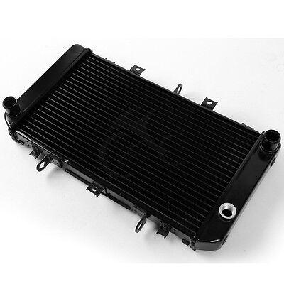 New Black Replacement Radiator Cooler For Kawasaki Z750 2004-2006 Z750S 2005-07