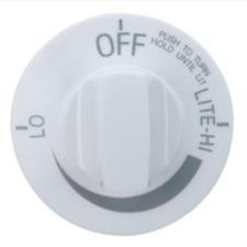 74011593 ERP Replacement Burner Knob NON-OEM 74011593 ER74011593