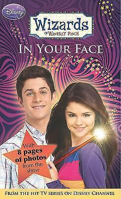 1 of 1 - WIZARDS of Waverly Place IN YOUR FACE from Hit DISNEY TV SERIES 8 pages Photos