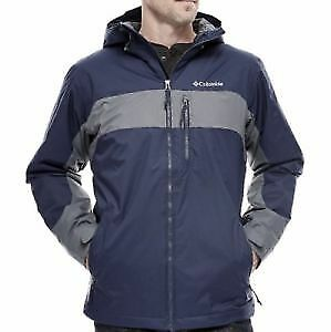 SALE-Columbia-Sportswear-Men-039-s-Thermal-Coil-Winterswept-Winter-Jacket-Coat-L