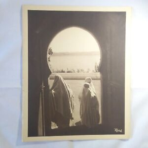 Photo-Flandrin-large-Heliograph-Editions-Mars-40-Rabat-Vision-Marocaine
