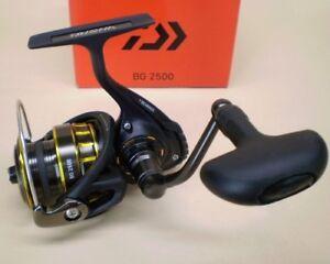 Daiwa BG 2500 Saltwater Fishing Spinning Reel 5.3:1 Model ...