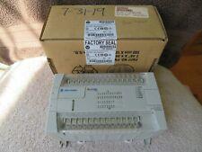 New Allen Bradley 1762 L40awa Ser C Fw 14 Micrologix 1200 40 Point Controller