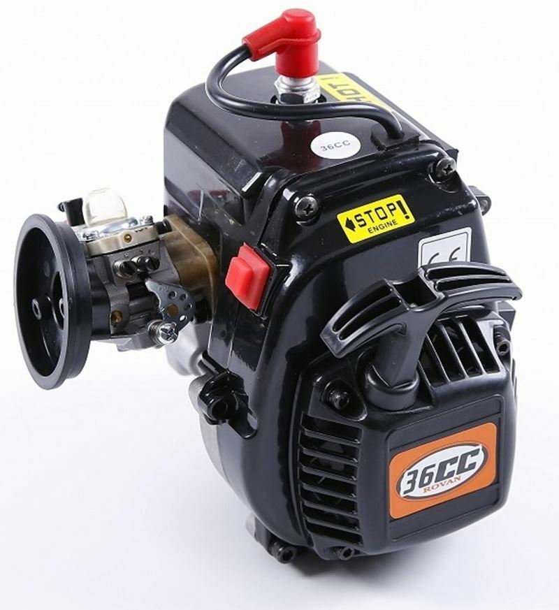 Rovan 36cc 4 Bolt Engine For 1 5th Scale Petrol RC Cars