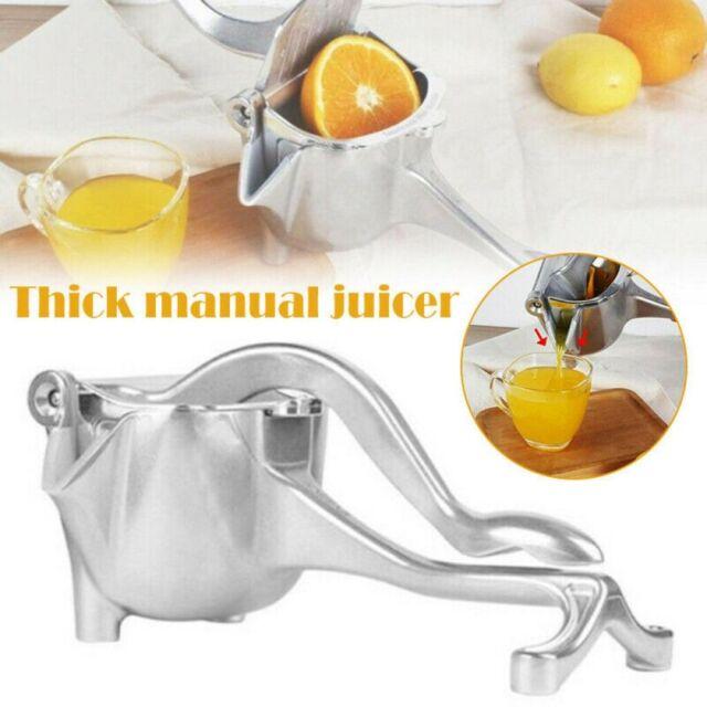 Heavy Duty Manual Orange Lemon Lime Citrus Squeezer Fruit Juicer Hand Press UK
