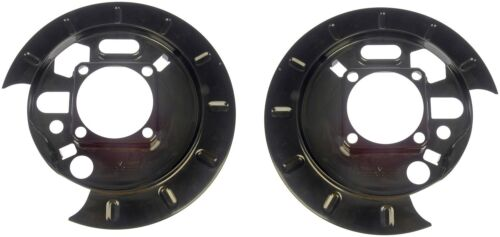 Brake Backing Plate-Dust Shield Rear 924-208 For 2007-04 2009-02C 2009-02 Olds