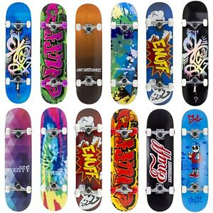 Enuff-2019-Complete-Skateboard-Beginner-to-Pro-7-25-7-75-8-0-Sizes-Available