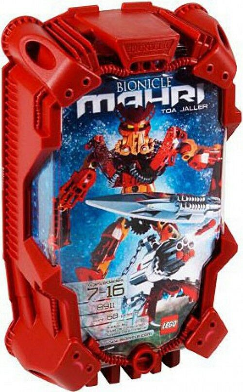 LEGO Bionicle Toa Mahri Toa Jaller Set  8911