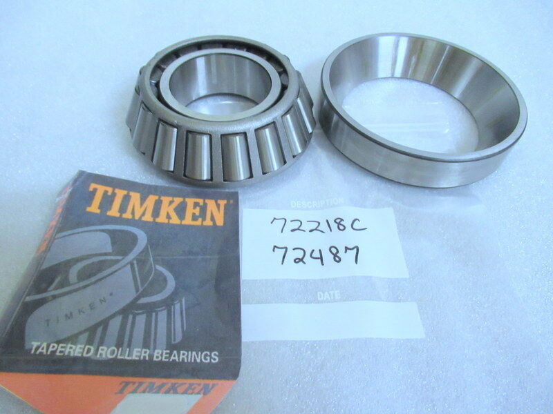 Made In USA! TIMKEN 33251 Taper Roller Bearing ConeBrand New In Box