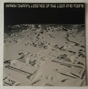 HARRY-CHAPIN-LEGENDS-OF-THE-LOST-AND-FOUND-1979-UK-16-TRACK-VINYL-2LP-SET