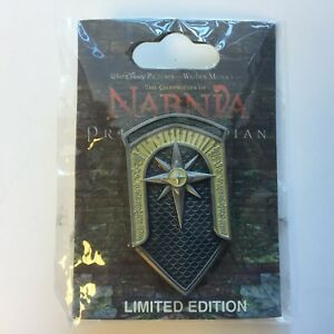 DSF-The-Chronicles-of-Narnia-Prince-Caspian-Shield-LE-300-Disney-Pin-62192