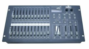 CHAUVET-Stage-Designer-50-48-Channel-DMX-512-Dimming-Console-Light-Controller