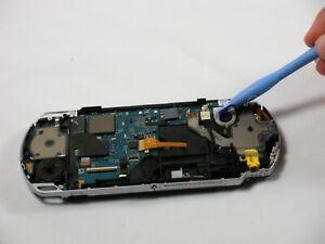 Pièces PSP Slim 2000 2004 jack, lecteur, bouton, parleur, joystick, flex, nappe