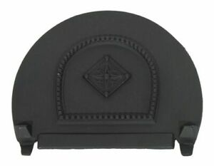 Gas Damper for Gallery Lytton,Crown arched inserts and Pembroke combination fire