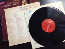 The Baritone Voice Sherrill Milnes RCA Red Seal LSC-3076 STEREO MINT! DISC