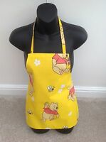 CHILDRENS/KIDS YELLOW APRON ONLY £4.35 + FREE UK P&P IDEAL GIFT NEW