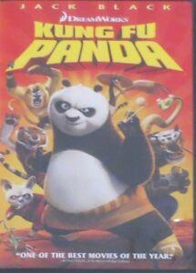 Kung Fu Panda (DVD, 2008, Widescreen)