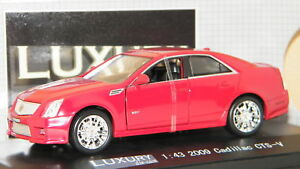CADILLAC-CTS-V-2009-ROUGE-DE-LUXURY-SCALE-1-43