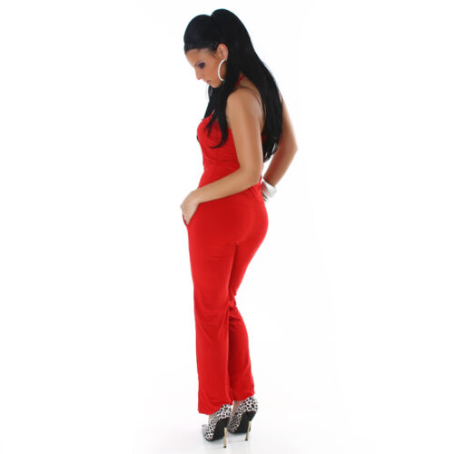 Halterneck Rosso verde 8 Long 10 Hot Tuta complesso Womens giallo Club Sexy viola Nel 12 rosa Summer Size Party UnxqPnY6wE
