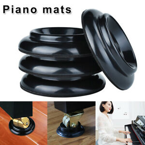4Pcs-Plastic-Piano-Coasters-Upright-Caster-Cups-Legs-Pad-for-Piano-Furniture