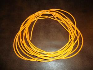 Knex Orange Plastic Tube Track K/'Nex Replacement Parts Over 15/'