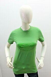 Maglia-ARMANI-JEANS-Donna-T-Shirt-Maglietta-Woman-Taglia-Size-S