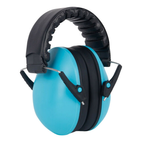 Baby Children Ear Safety Defenders Noise Reduction Earmuffs Hearing Protection