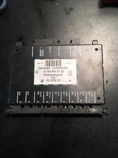 MERCEDES  W163 ML - DRIVER OR PASSENGER UNDER SEAT CONTROLER ECU - A1635452132