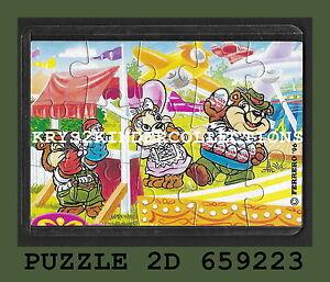 Jouet kinder puzzle 2D Die Top Ten Teddies 659223 Allemagne 1996 + étui 6UtD0IvF-08023030-124232167
