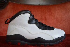best sneakers 31c23 7a77b Image is loading NIKE-AIR-JORDAN-RETRO-10-X-DOUBLE-NICKEL-