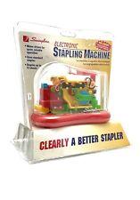 Swingline Electronic Stapling Machine Transparent Clear Stapler Nib
