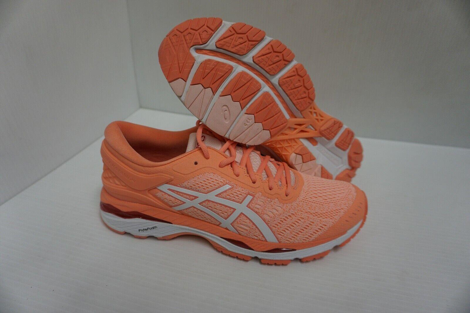 Asics Damen Schuhe Gel Kayano 24 Seashell Rosa Größe 10.5 US