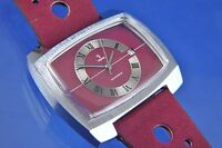 Vintage Rare Retro Yema Swiss Automatic Gents Watch Old Stock