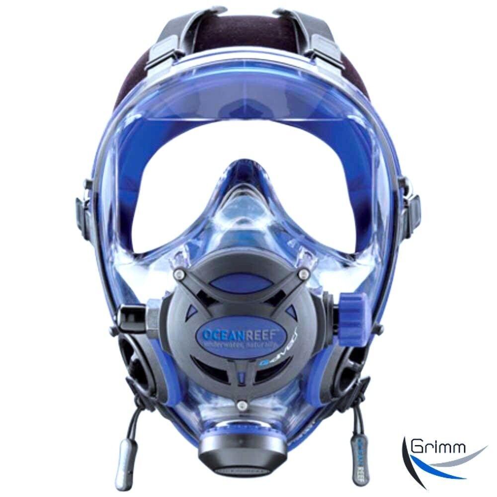 Ocean Reef GDivers Vollgesichtsmaske M L (Cobalt)     NEU   TOP PREIS c8b158