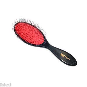 Phillips 11 Oval Wire Hair Brush Ebay