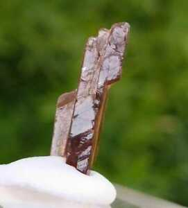 Natural Rare Andalusite Crystal from Tanzania, Gem Grade Crystal, US SELLER