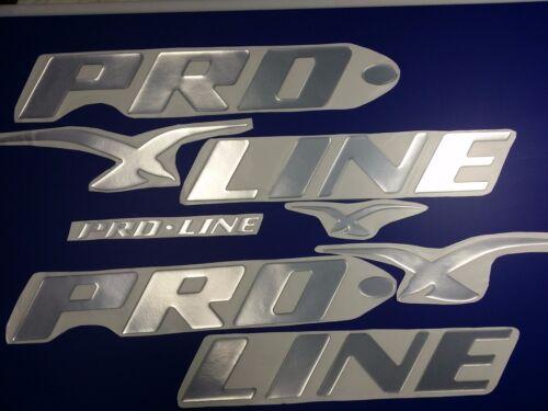 "PRO LINE boats Emblem 53/"" FREE FAST delivery DHL express"