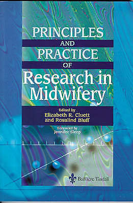 1 of 1 - Principles and Practice of Research in Midwifery, 1e-ExLibrary