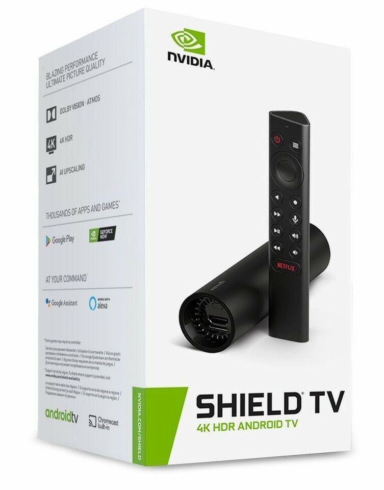 andet, Andet mærke, Nvidia shield tv