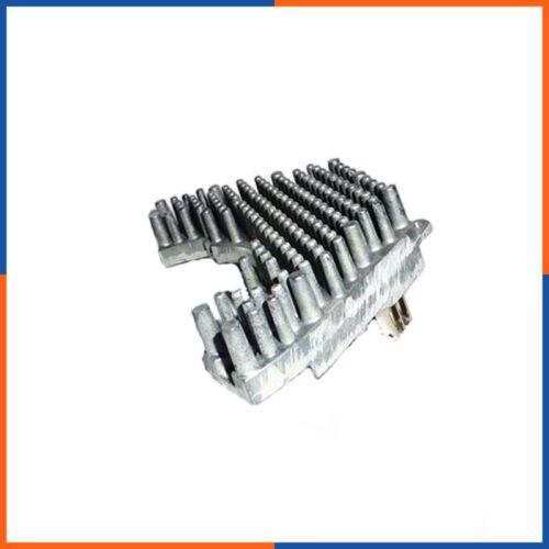 1.1 60 cv 351 321-121 7B, N3, N5 Resistance de chauffage pour PEUGEOT 306