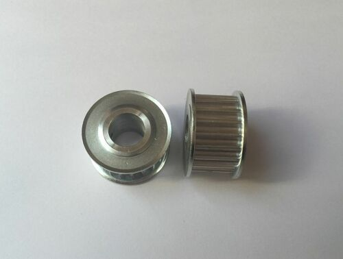 5M Timing Belt Pulley 5mm Pitch 15 Tooth 16mm 21mm Wide Select 5 to 12mm Bore