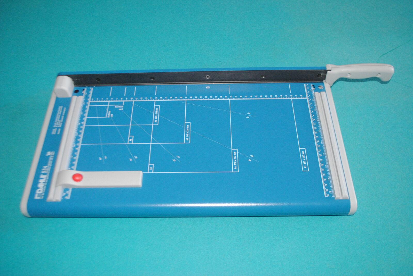 Dahle Modello 534 Professionale 45.7cm Taglierina Carta Cutter