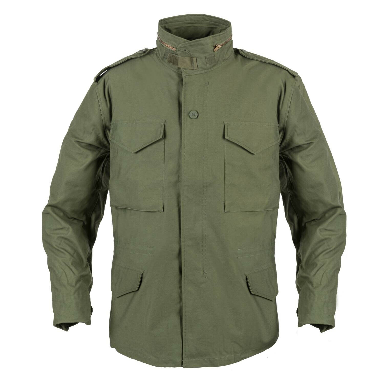 Us m65 chaqueta Army m65 reforger Jacket verde oliva con forro mr Medium regular